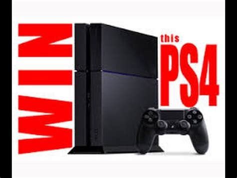 Ps4 Giveaway 2014 - ps4 giveaway 2014 closed youtube