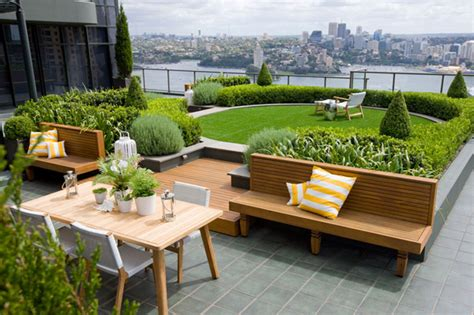Roof Garden Design Interior Designs, Architectures and Ideas InteriorsExplorer.com