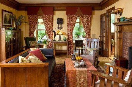 arts and crafts style living room arts and crafts style living room