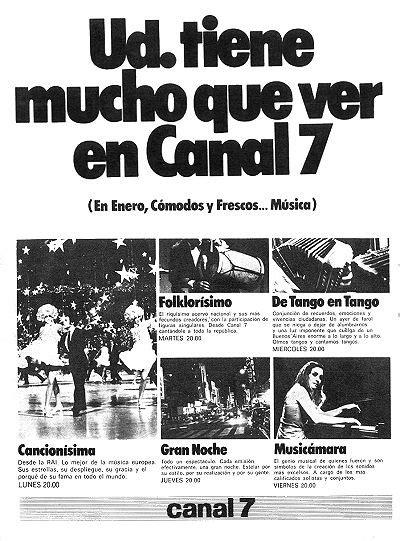 revista billiken 1975 publicidades 1968 canal 7 cancion 237 sima floklor 237 simo de