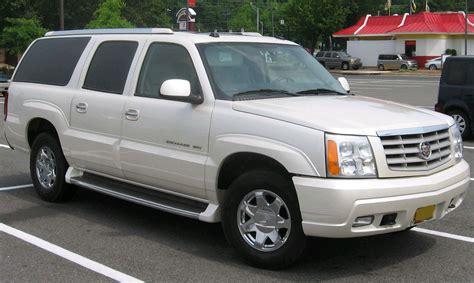2003 cadillac escalade esv reviews specs and prices cars com image gallery 2003 escalade