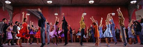 West Side Story 1961 Review And Trailer by For Teenagers