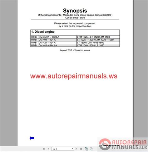 car repair manuals online free 2012 mercedes benz m class electronic valve timing mercedes benz 300 400 series engine service manual auto repair manual forum heavy equipment
