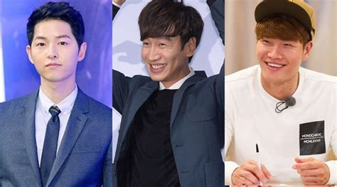 Kaos Song Jong Ki jadi tamu song joong ki kwang soo goda jong kook