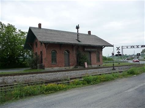 rutland railroad depot new vt stations