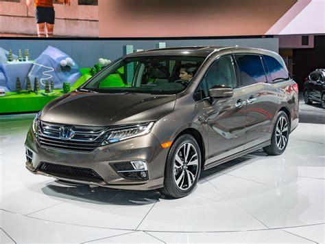 honda 2018 new car 2018 honda odyssey redesign review and interior