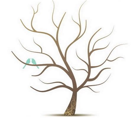 Leafless Tree Branch Outline by Best 25 Tree Templates Ideas Only On