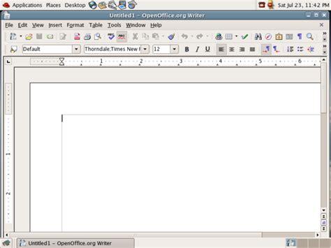 Open Office Writer by Microsoft Word Vs Open Office Writer