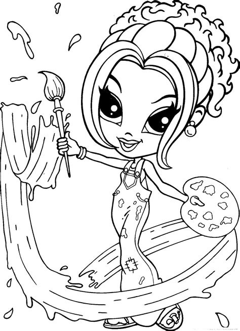 Lisa Frank Coloring Pages To Download And Print For Free Franks Coloring Pages