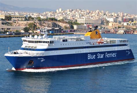 Bmw Motorrad Greece by Blue Star Ferries Pireas Greece Bmw Unstoppable