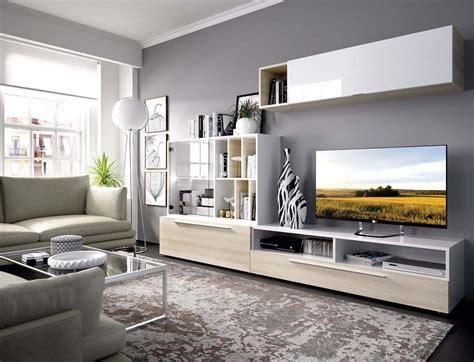 composiciones en  casa salon moderno muebles