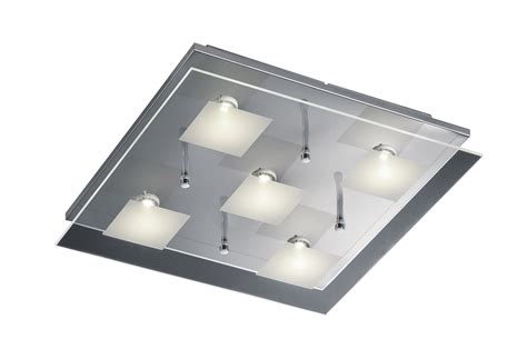 square ceiling lights square led glass ceiling light leyton lighting
