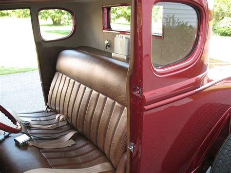 hot rod upholstery ford truck upholstery autos post
