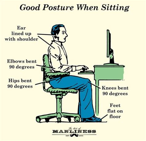 what does your sitting position talk about your personality the ultimate guide to improving your posture lifehacker