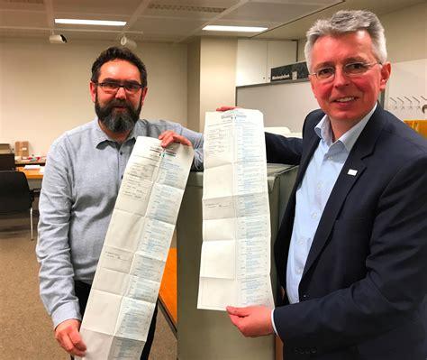 Antrag Briefwahl Mönchengladbach landtagswahl in mg wahlscheinb 252 ros f 252 r die briefwahl sind