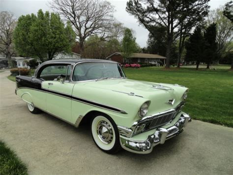 1956 Chevrolet 4 Door Hardtop For Sale by 1956 Chevrolet Belair 4 Door Hardtop For Sale Photos