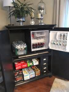 Small Refrigerator For Dorm Room - top 10 ways to repurpose an old fridge craft directory