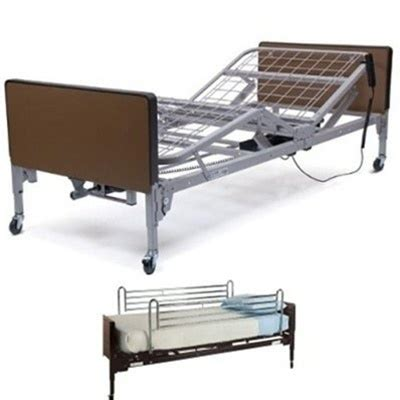 semi electric hospital bed patriot hospital bed lumex semi electric low hospital bed