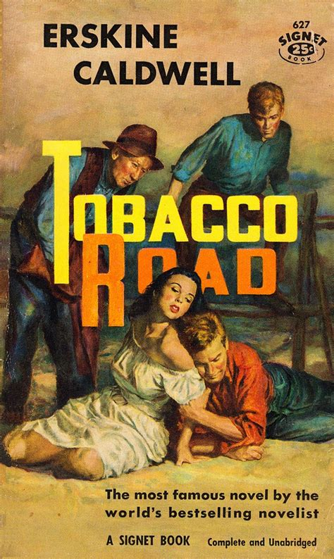 tobacco road a novel tobacco road pulp fiction