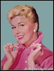 hairstyles of doris day doris day hair styles 1950 hairstyle gallery