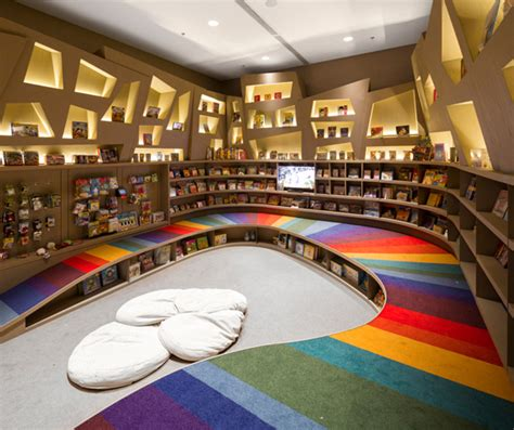 Bookstore Earns Title of Best Retail Interior