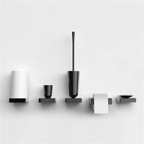 Platform A Line Of Bathroom Accessories By Brad Ascalon Designer Bathroom Accessories