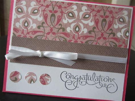 Handmade Congratulations Cards - congratulations all purpose handmade card 003 by