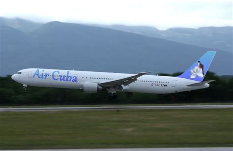 air b b cuba b767 air cuba english version