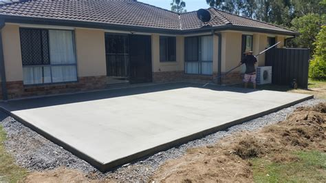 concrete patio slabs concrete patio slab lyle neuman concrete