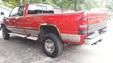 purchase   dodge ram  base extended cab pickup