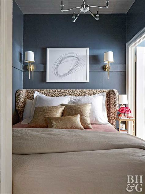 navy master bedroom paint colors for bedrooms better homes amp gardens 12684 | 102493818