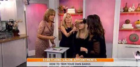 hairdresser for kathie and hoda home hair care batiste dry shoo keratin spray on
