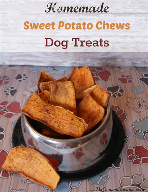 dogs and sweet potatoes sweet potato chews treats