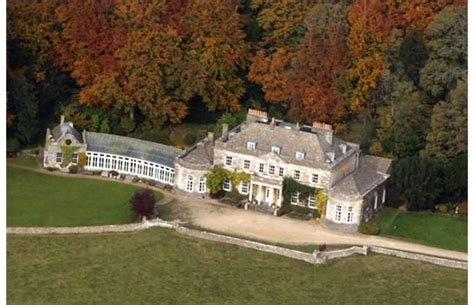gatcombe park english country house english house