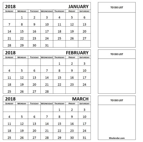 month printable calendar printable calendar
