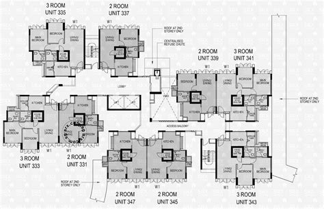 the rivervale condo floor plan rivervale crescent hdb details srx property