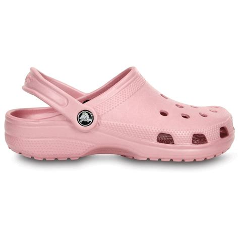 Crocs Slip On Original crocs classic shoe pearl pink original slip on shoe