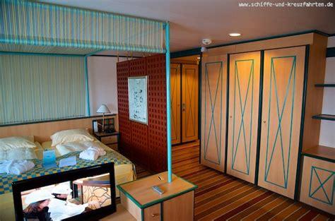 aida suite 5 personen aidacara suite 7003 mit balkon bilder und details