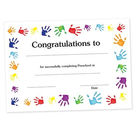 moving up certificate templates certificate handprints s