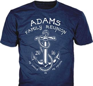 family reunion custom t shirts classb 174 custom t shirts
