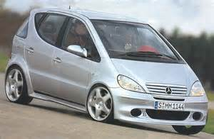 mercedes s small a190 from 1998