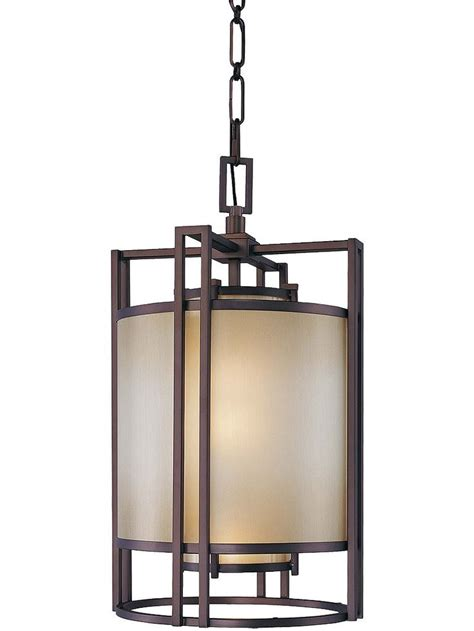 foyer lighting underscore large foyer pendant in cimarron bronze