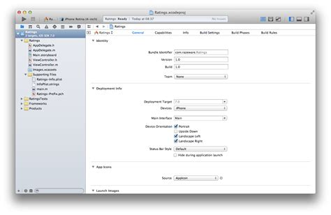 tutorial xcode 7 español storyboards tutorial in ios 7 part 1
