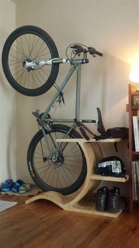indoor bicycle storage indoor bike storage rack bikes at home pinterest