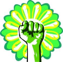 Small Flower Clipart - clipart green power