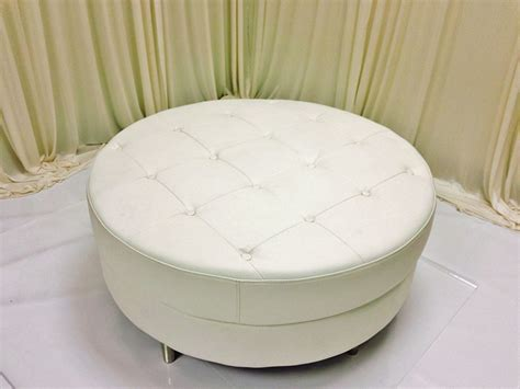 white round leather ottoman round leather ottoman popular of large round ottoman