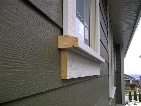 Outside Window Sill Amazing Exterior Window Sill Exterior Trim