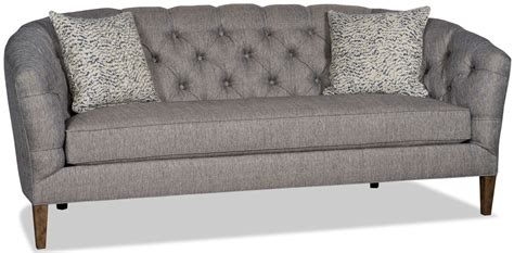 grey tufted couch grey tufted sofa elegant traditional sofa from abc carpet