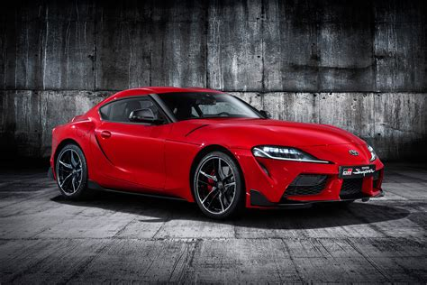 2019 Toyota Supra News by New 2019 Toyota Supra Four Cylinder Variants Confirmed