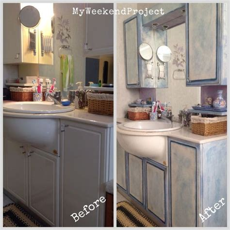 painted bathroom cabinets ideas bathroom cabinets makeover with chalk paint hometalk